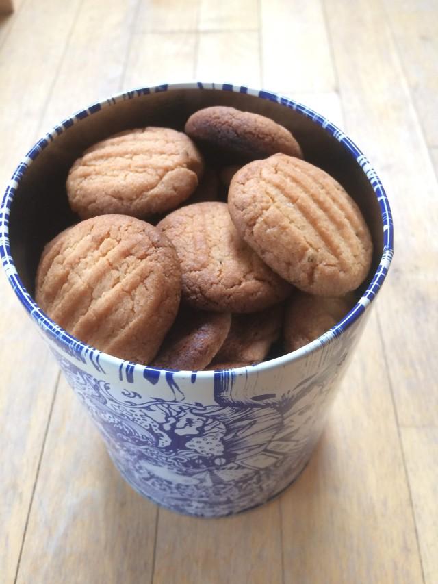 Lækre lavendelsmåkager småkager med lavendel